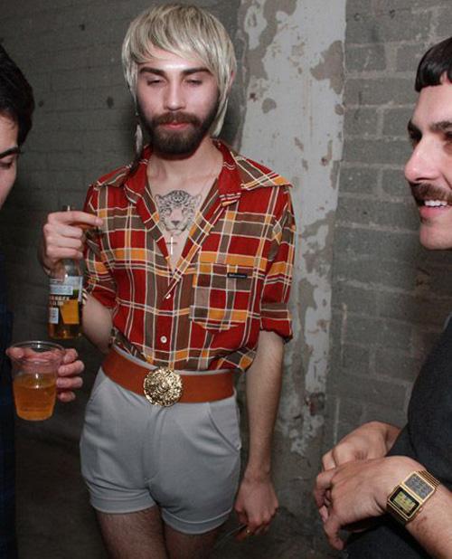 Austin Texas Hipster
