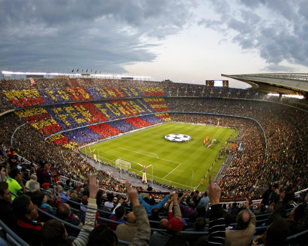 Camp Nou Stadium Profile