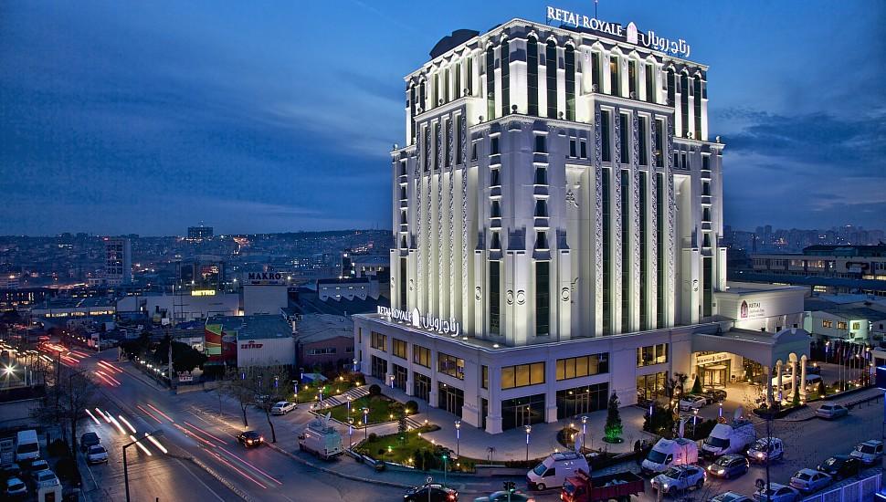 Hotels Near Ataturk Stadium