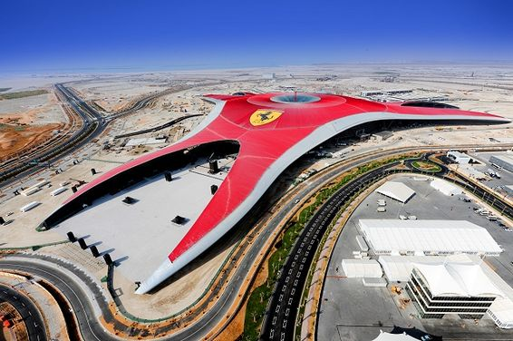 Yas Marina Circuit Abu Dhabi Vagabond Summer