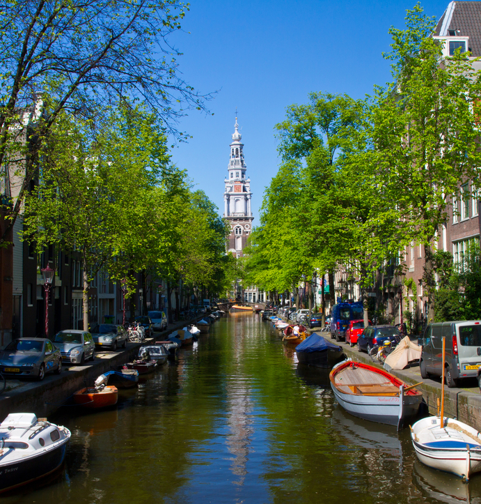 Top 5 Tours in Amsterdam