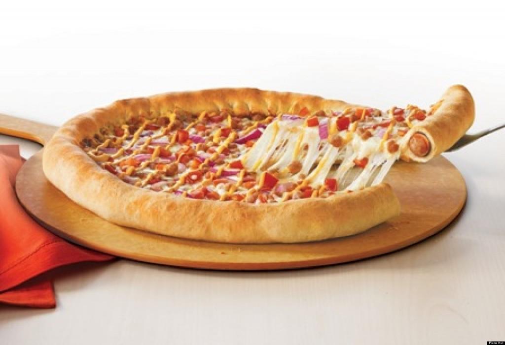 Hot Dog Pizza Dough