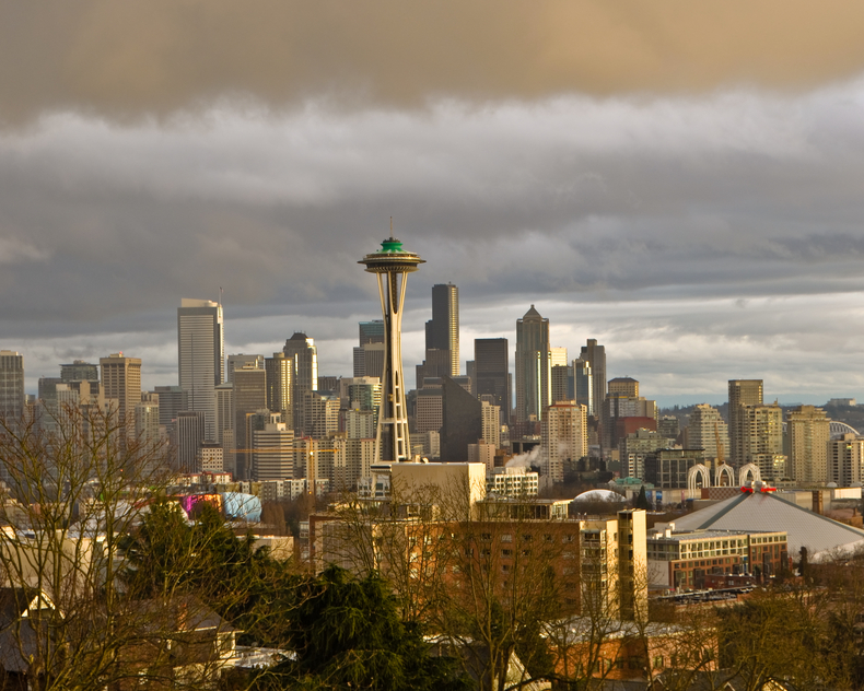 Seattle holidays