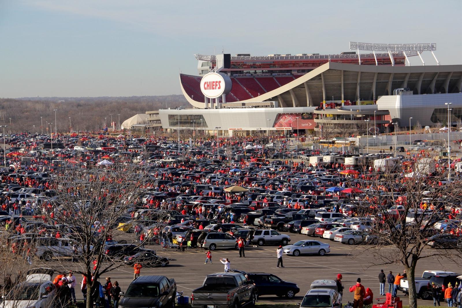 Kansas City Parking Cost