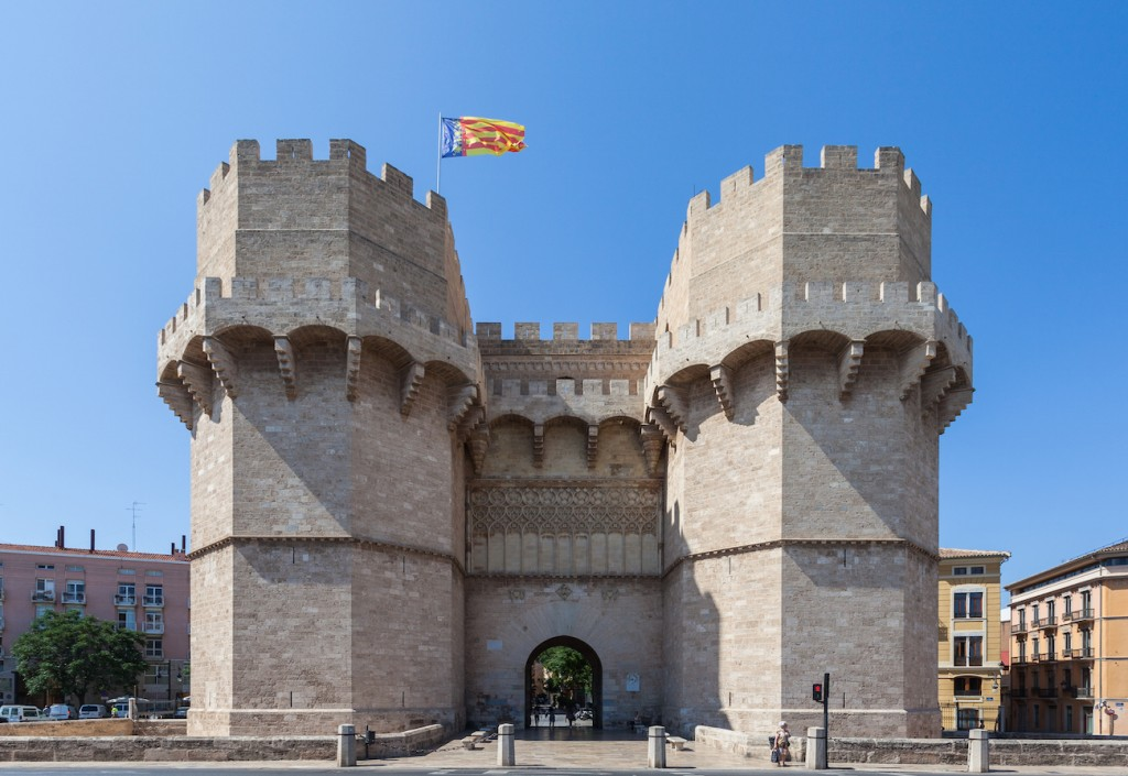 Tower of the Serranos