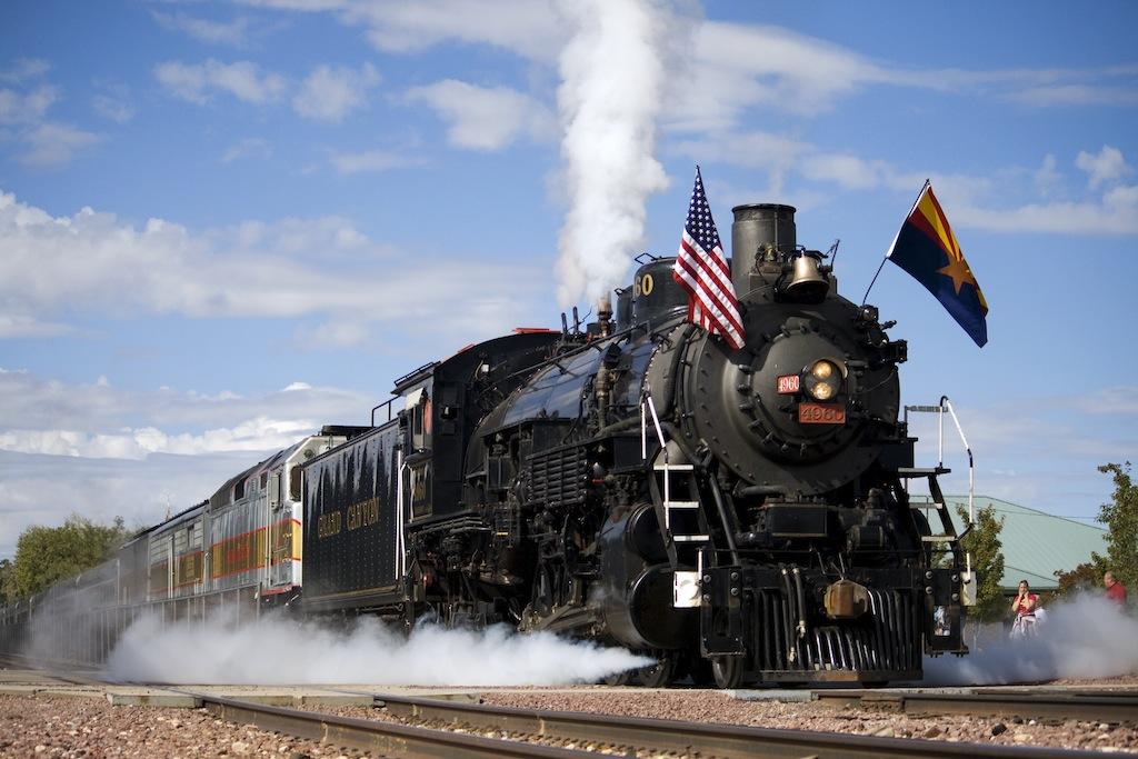 Old Fashioned Train Rides California