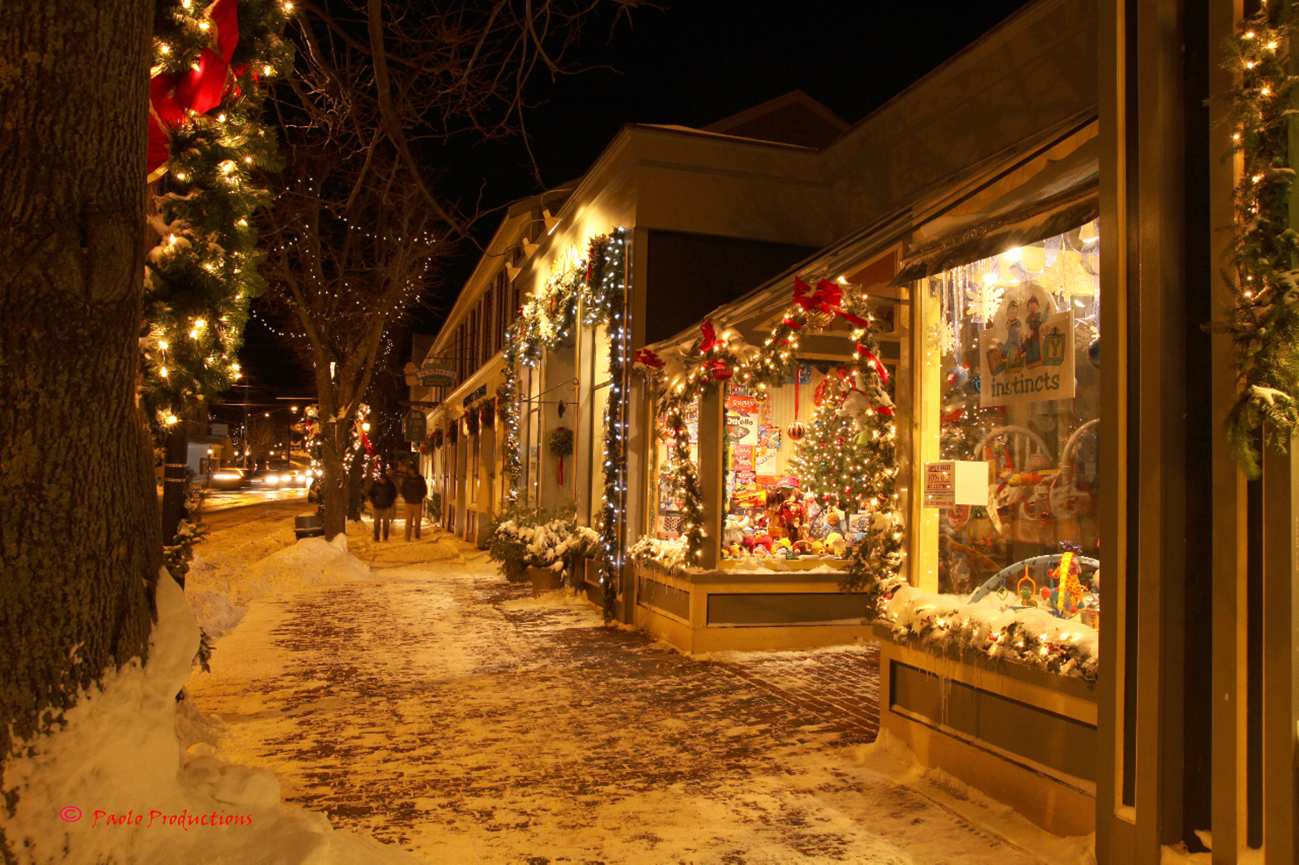 Christmas By The Sea Camden Maine.Towns With The Most Christmas Spirit Vagabond Summer