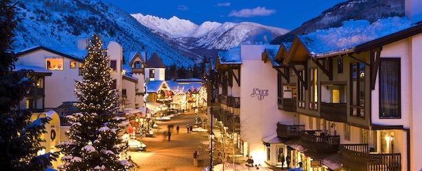 Vail ski resorts essay