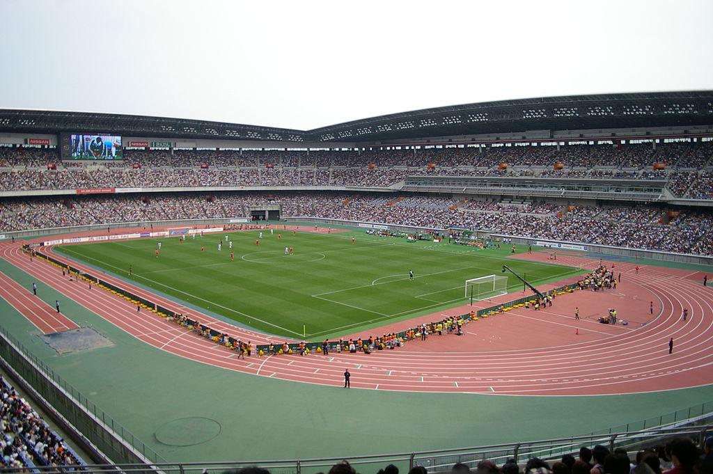 international stadium in japan