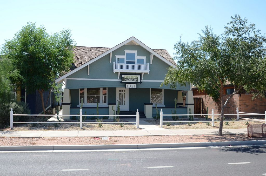 phoenix historical buildings swindall tourist inn