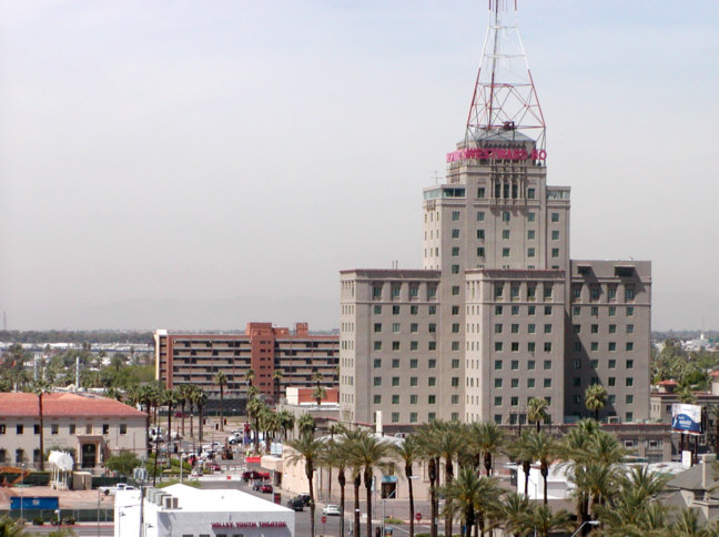 Phoenix historical hotels