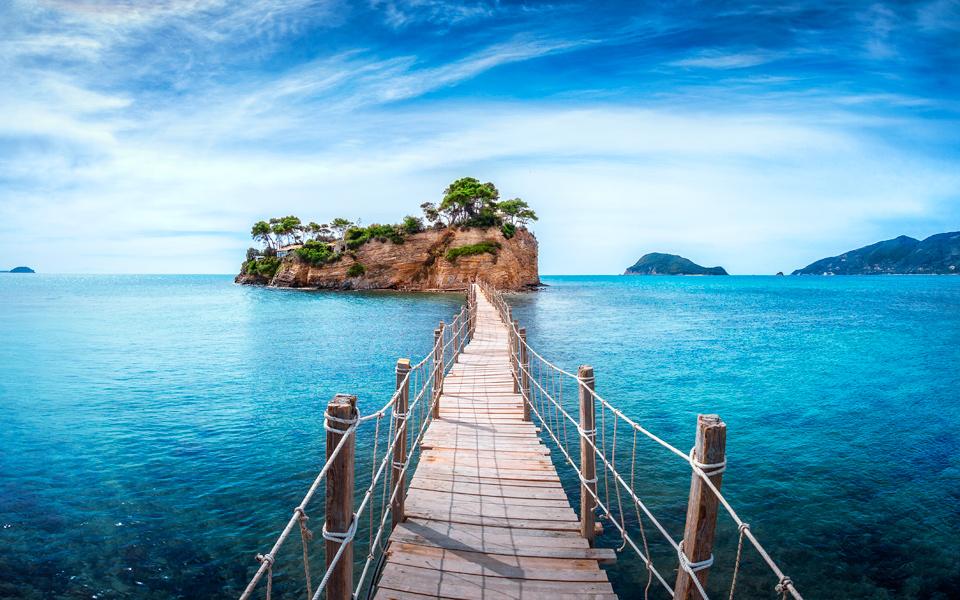 ZAKYNTHOS GREECE ISLAND