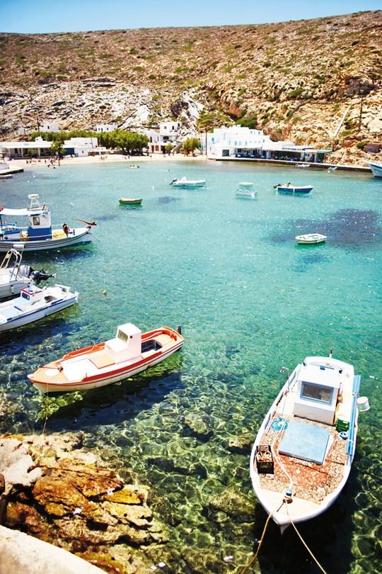 Siphons Greek Island
